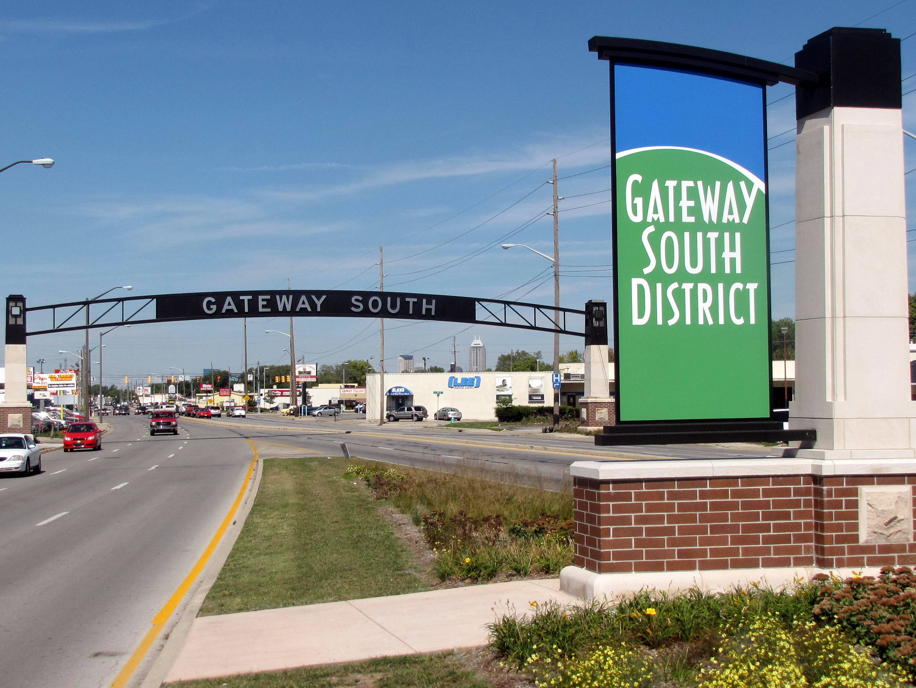 Gateway South
